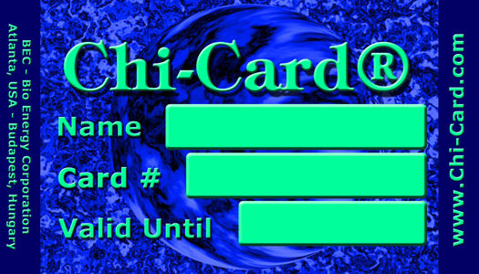 chi card ideal tool for successful self help